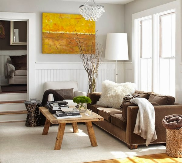 55 Awe Inspiring Rustic Living Room Design Ideas: Crunchylipstick: 55 Awe-inspiring Rustic Living Room