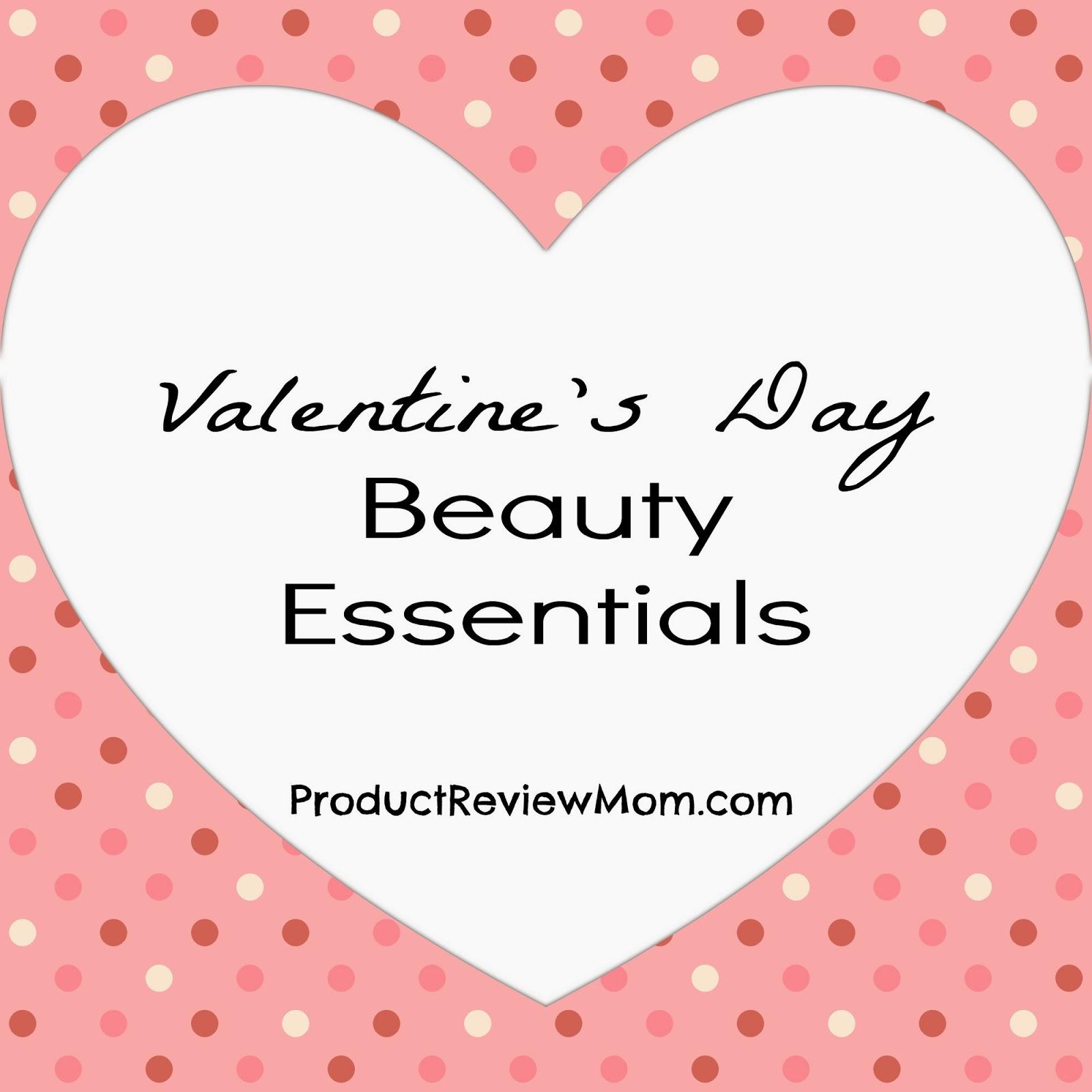 Valentine's Day Beauty Essentials via www.productreviewmom.com