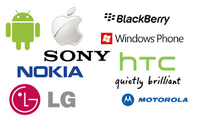 Marcas de Smartphones