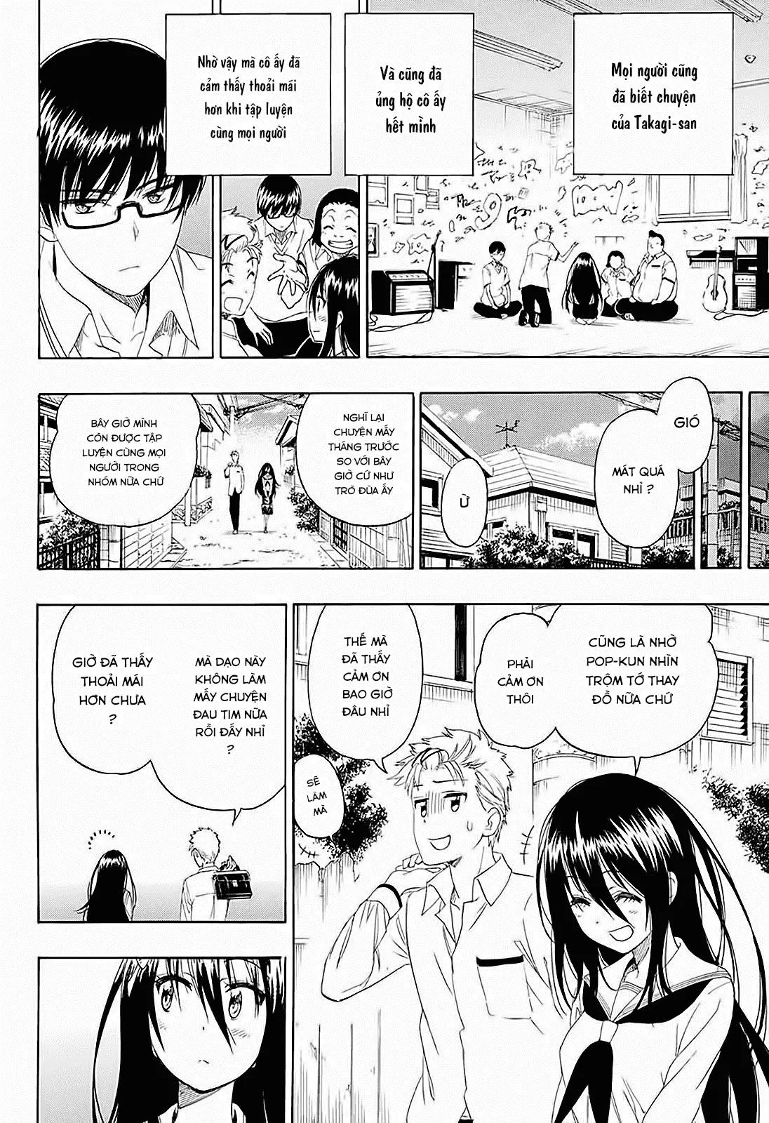 1477455286 Tokidoki TK Team Oneshot ve chai 35 - [ Đã Kết Full ] Tokidoki | Manga Online Tiếng Việt - Cực cảm động