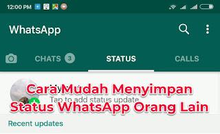 copy status whatsapp teman dengan mudah