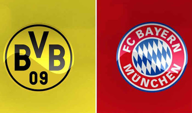 Borussia Dortmund vs Bayern Munich Full Match & Highlights 4 November 2017