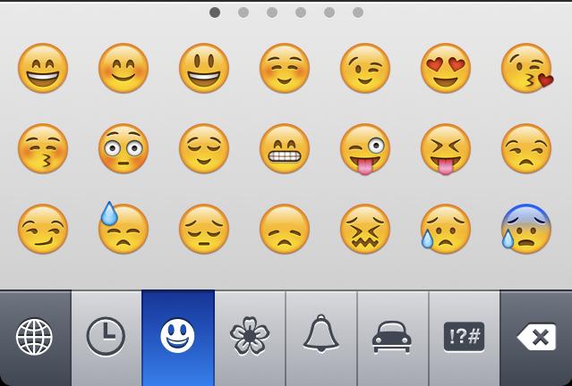 Iphone  Emoji Meanings