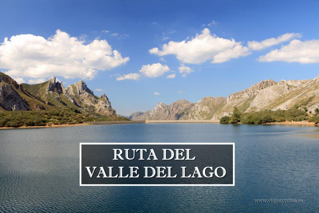 Ruta del Valle del Lago en el parque Natural de Somiedo