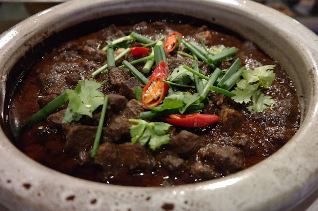 Ramadhan Buffet Dinner at Swiss-Garden Hotel and Residences Kuala Lumpur, rendang tok,