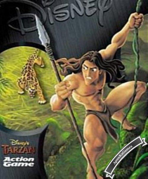 Disney Tarzan Cover, Poster