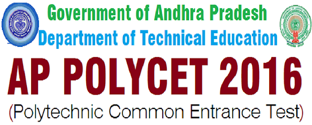 How to apply,AP POLYCET 2016,Online application form