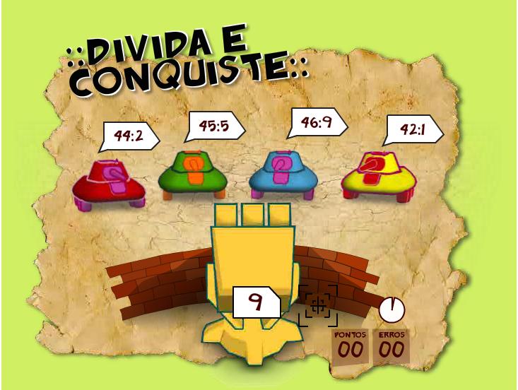 http://www.gameseducativos.com/divida-e-conquiste/matematica