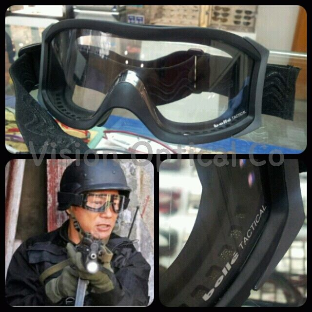 Bolle Tactical Goggles X1000 射擊護目鏡