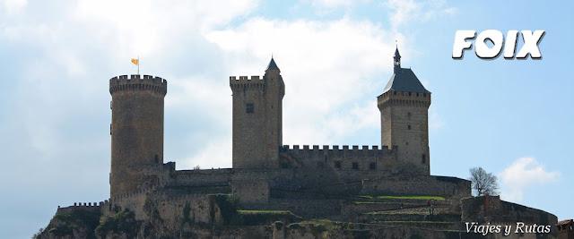 El condado de Foix y su castillo cátaro