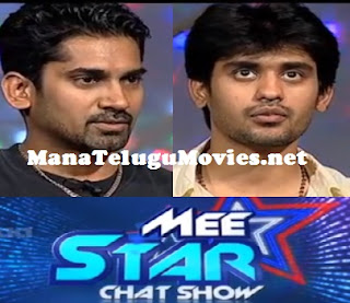 Chinna Cinema Team in Mee Star Show