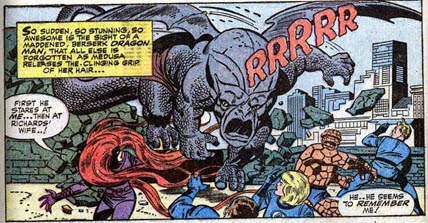 Fantastic Four 44-Medusa-Gorgon-Inhumans