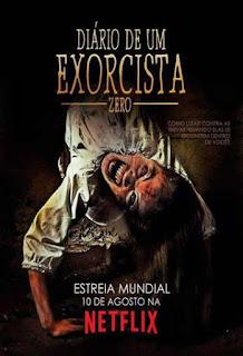 مشاهدة فيلم الرعب Diary Of An Exorcist Zero  مترجم