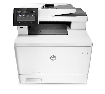 HP Color LaserJet Pro M277dw Driver Download