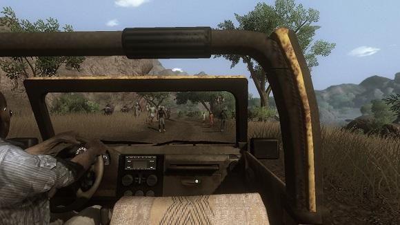 Far Cry 2 razor 1911