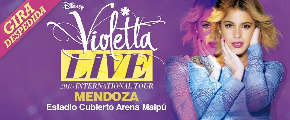 Tickets Violetta Deutschland