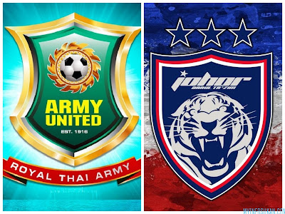 Live Streaming Army United vs JDT FC Friendly Match 10 Januari 2018