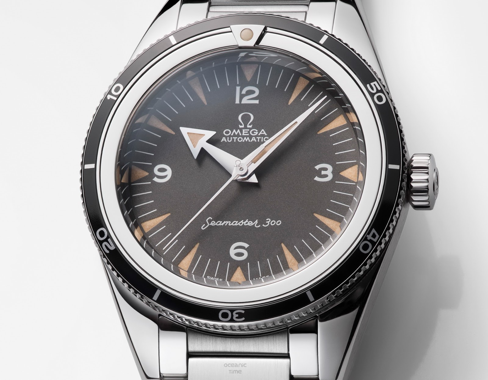 photo The Seamaster 30060th Anniversary 39mm