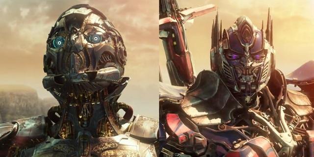 Trailer legendado Transformers Ultimo Cavaleiro