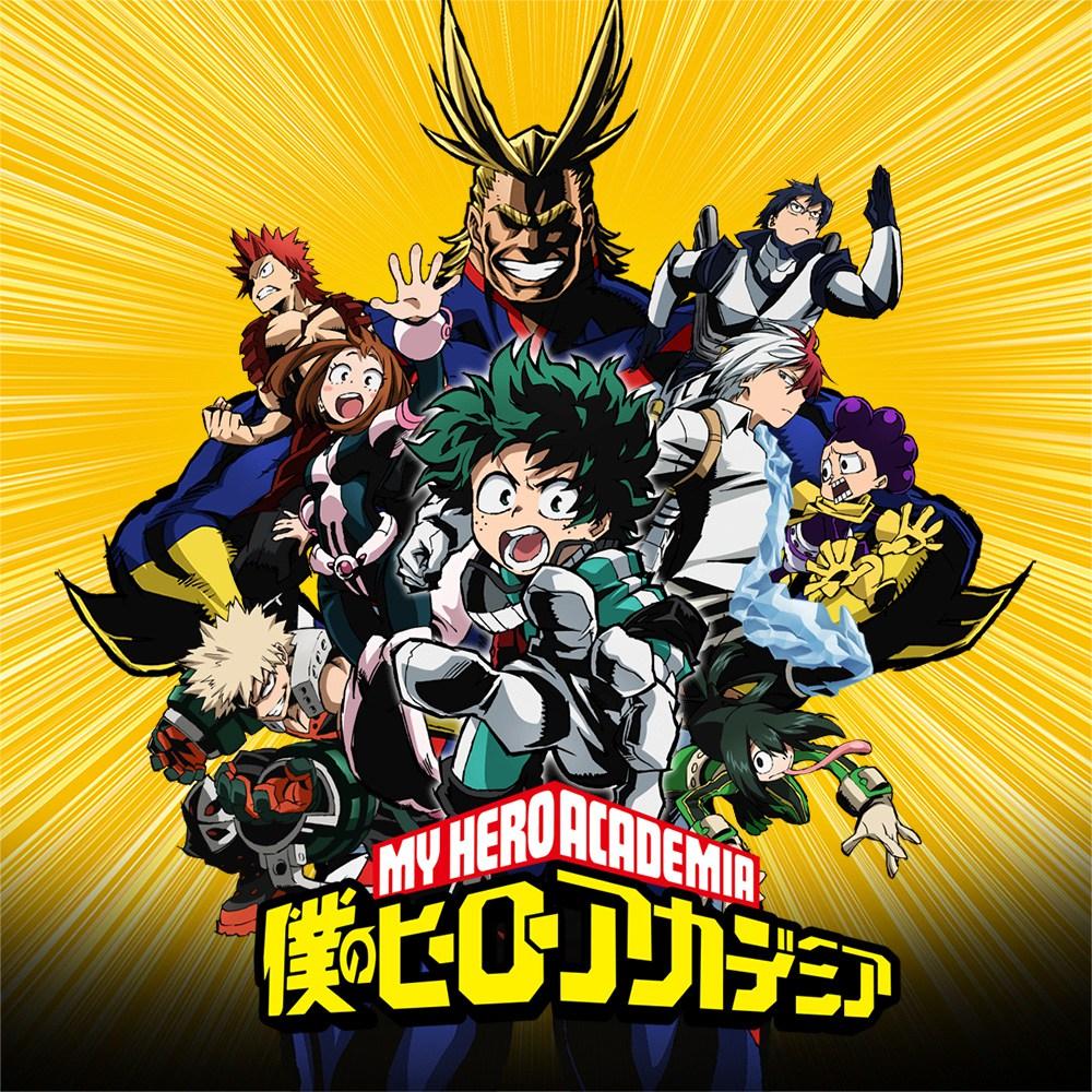 """أرك جديد لانمي """"Boku no Hero Academia"""" سيبدأ في سبتمبر Boku%2Bno%2BHero"""