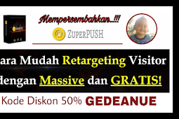 ZuperPush Retargeting Visitor