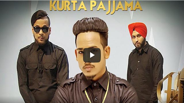 Kurta Pajama Punjabi Song Lyrics | RS Chauhan Feat. IKKA | Preet Hundal