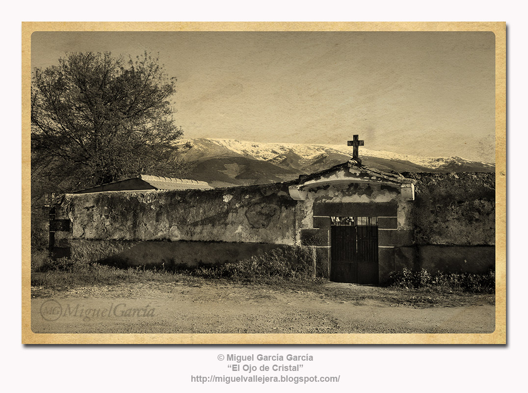 Cementerio de Valdesangil.