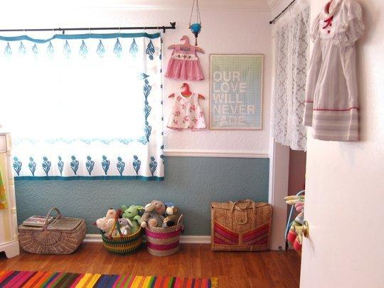 Get The Look Eclectic Bohemian Toddler Room Bohemian
