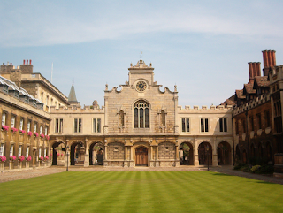 universitas terbaik di dunia 2017 - university of cambridge