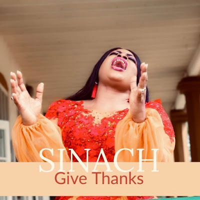 [Video] Sinach – Give Thanks