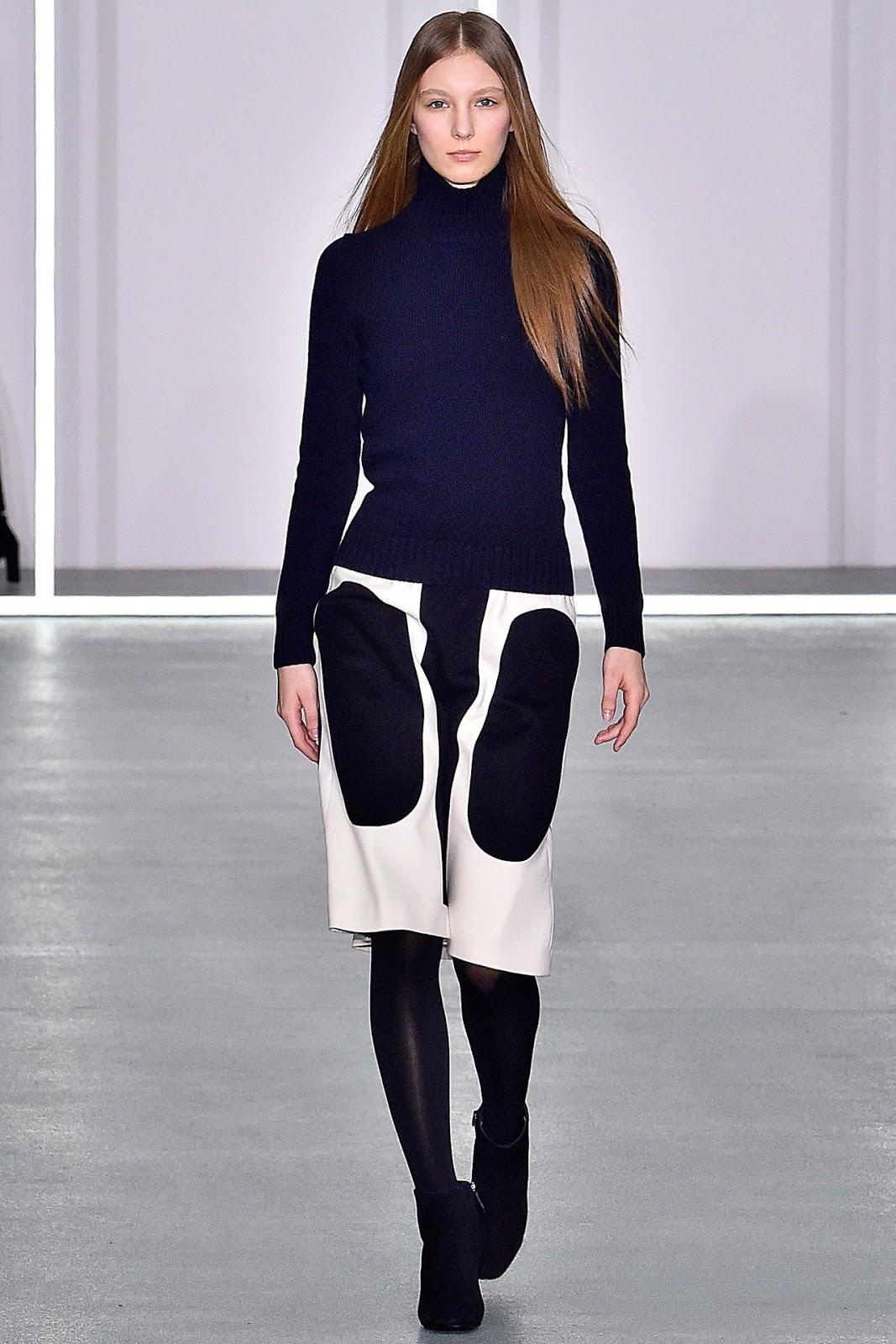 Jasper Conran Fall/Winter 2016 collection via www.fashionedbylove.co.uk / London fashion week, LFW 2016