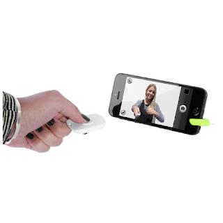 Une télécommande pour prendre des photos à distance
