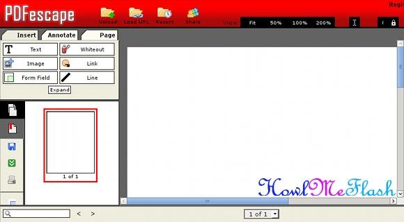 edit PDF files Using Online Editor