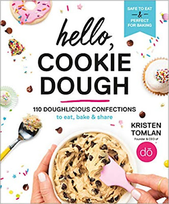 Cookbook Review: Hello, Cookie Dough by Kristen Tomlan