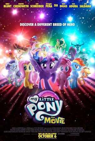 Film My Little Pony: The Movie 2017