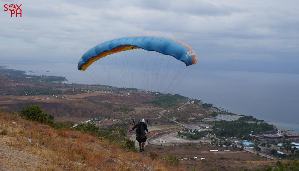 Sarangani Paraglide