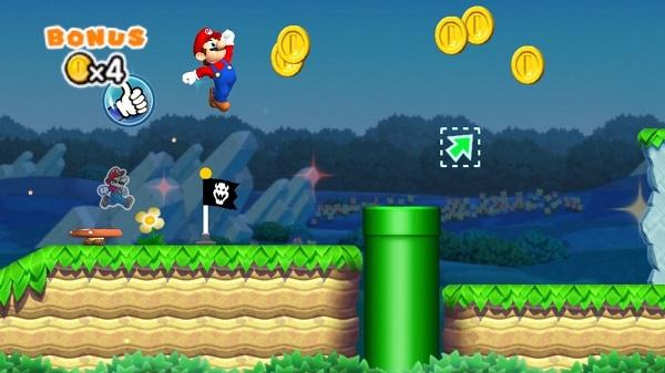 لعبة سوبر ماريو الان علي الايفون والاندرويد Super Mario Run - عرب ...