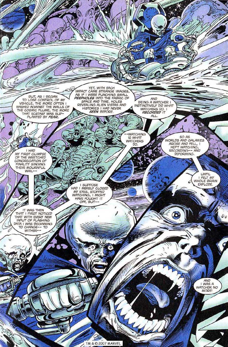 Read online Silver Surfer (1987) comic -  Issue #119 - 13