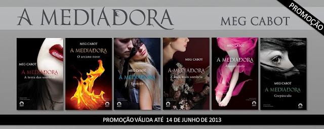 Promo: Kit 6 Livros - A Mediadora 9