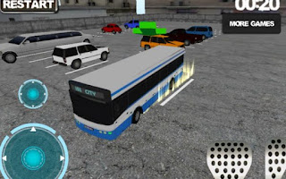 Bus Driver: Parking Simulator Mod (Unlocked)