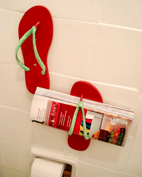 9 Fun Flip Flop Decorations And Crafts For Your Home