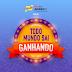 """Participe da Promoção """"Todo Mundo Sai Ganhando"""" da Jacobina FM; Saiba mais!"""