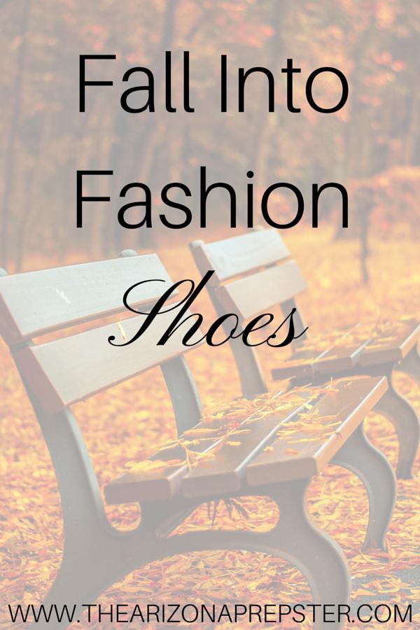 Fall Into Fashion: Shoes