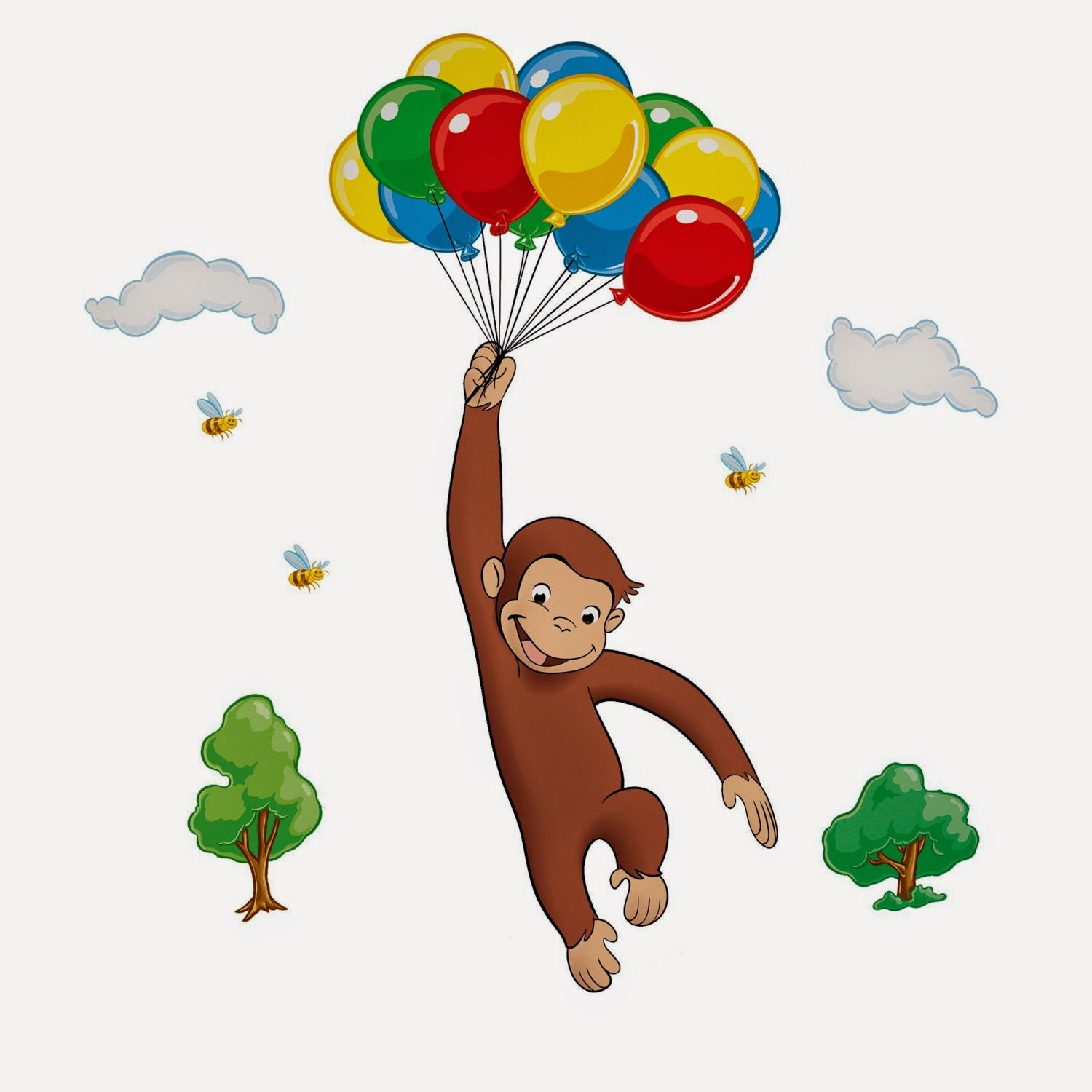 Curious George SIMPLY AMAZING LIFE