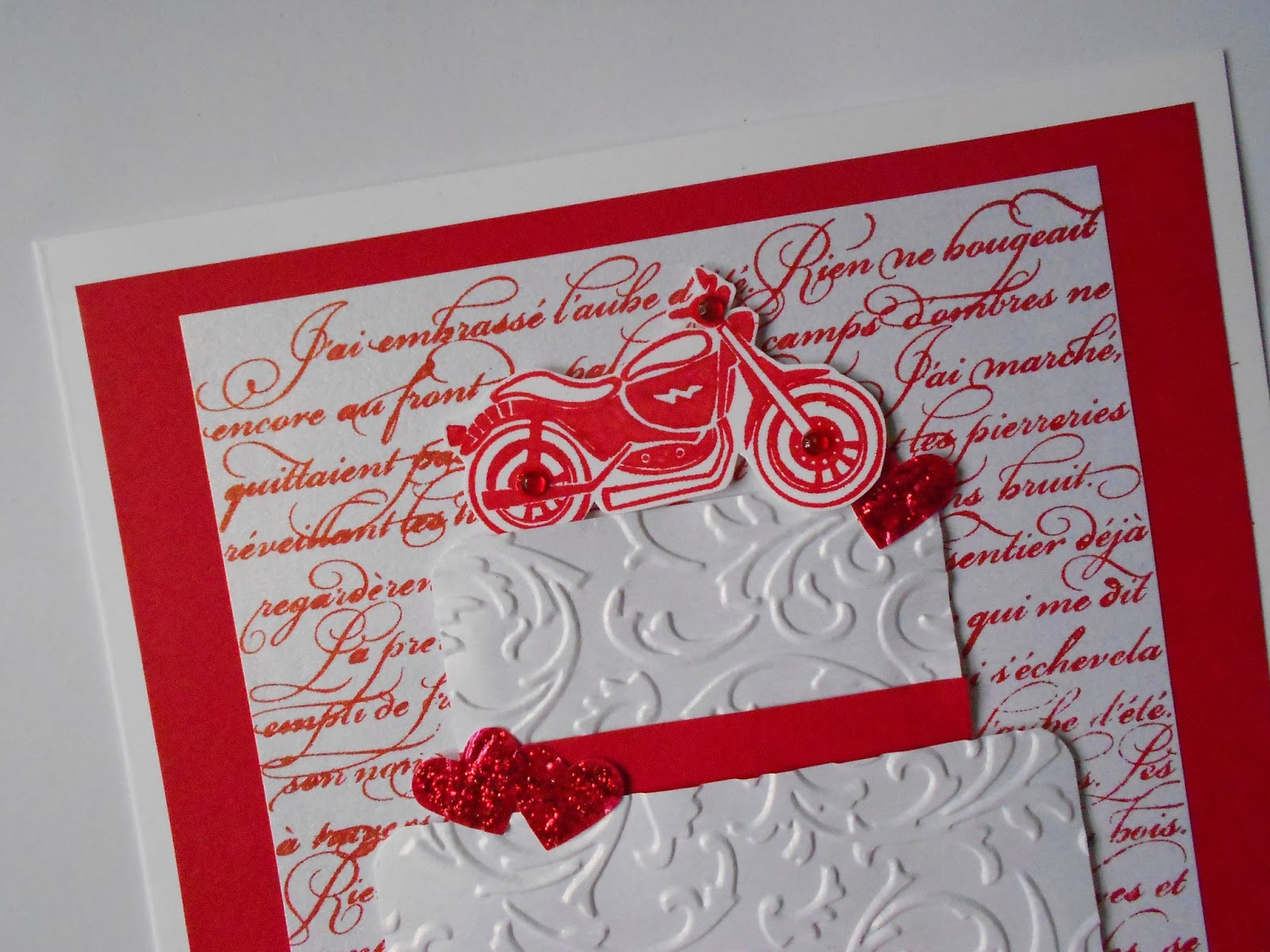 Magenta Snowflake Designs Scraps And Postage Stamp Punch Christmas