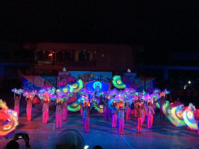 Iloilo Shines with Banaag Festival 2018's Amazing Light Show | Press Release