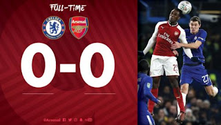 Chelsea vs Arsenal  0-0 Video Highlights EFL Cup