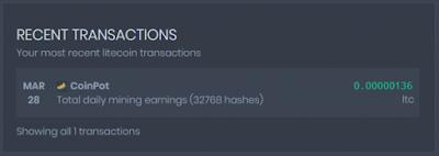 transaction-Litecoin-mining-coinpot