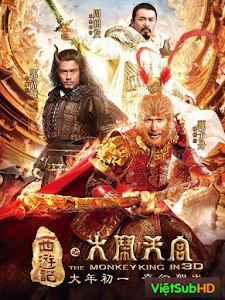 Tây Du Ký 1: Đại Náo Thiên Cung