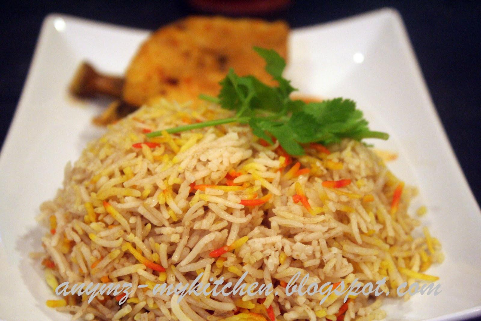 My Kitchen: Nasi Beriani